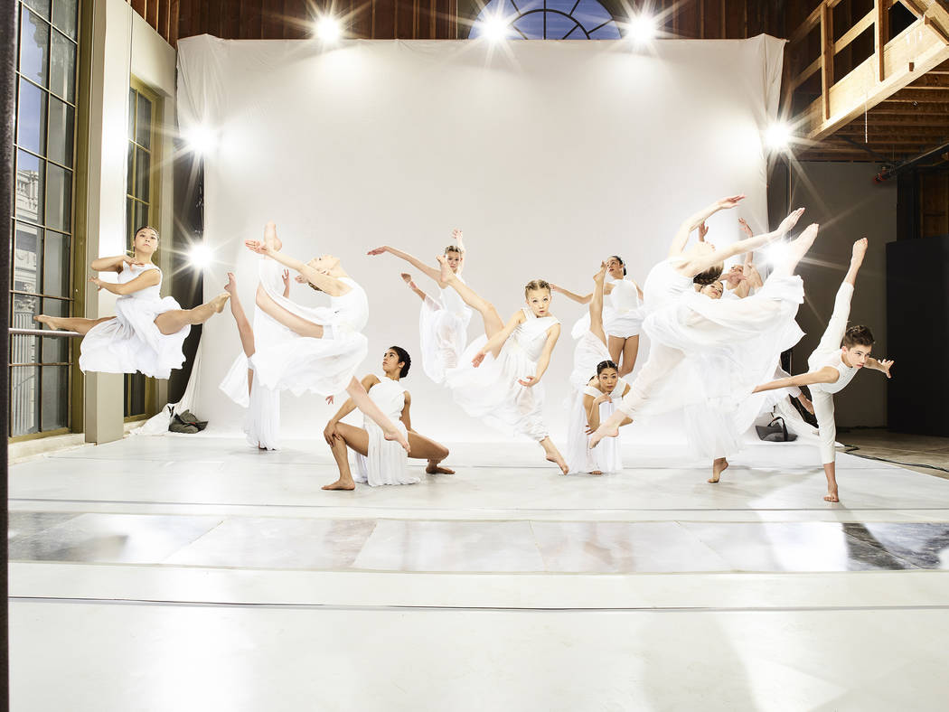 "The Rock Company of Las Vegas is shown during a photo shoot prior to its appearance on ""World of Dance"" on Tuesday, July 10, 2018 (Photo by: Andrew Eccles/NBC)"