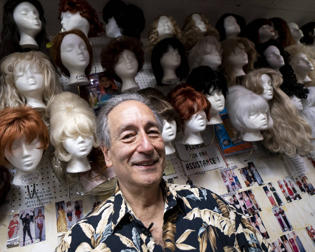 After 40 Years In Business Las Vegas Costume Shop Is Closing Las