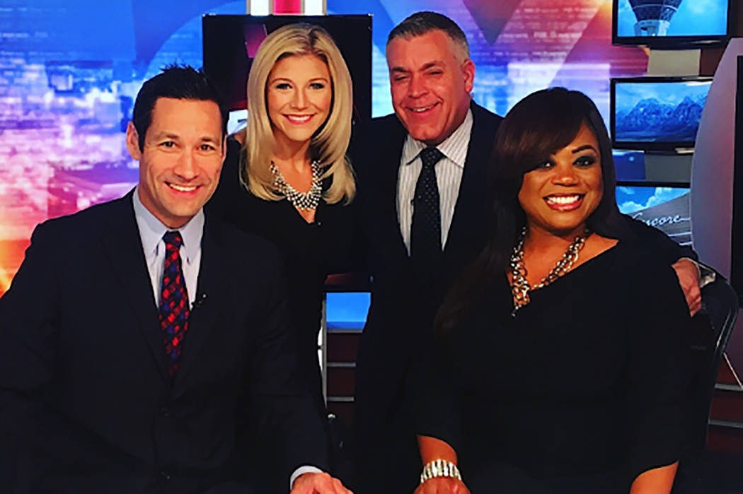 Longtime Las Vegas anchor Monica Jackson leaving Fox 5 | Las