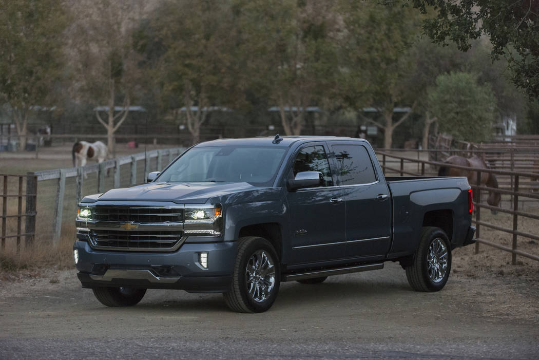 The incentive package at Ed Bozarth Chevrolet includes up to $12,000 off the 2018 Chevrolet Silverado pickup. (Chevrolet)