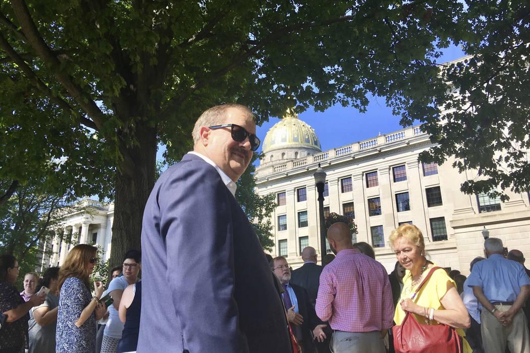 Former coal CEO's ballotbid denied by West Virginia Supreme Court thumbnail