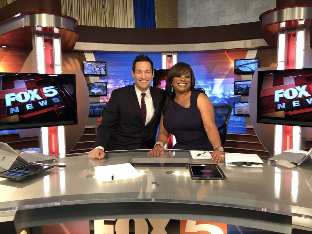 Monica Jackson leaves Fox 5: 'I am ready to move forward' | Las
