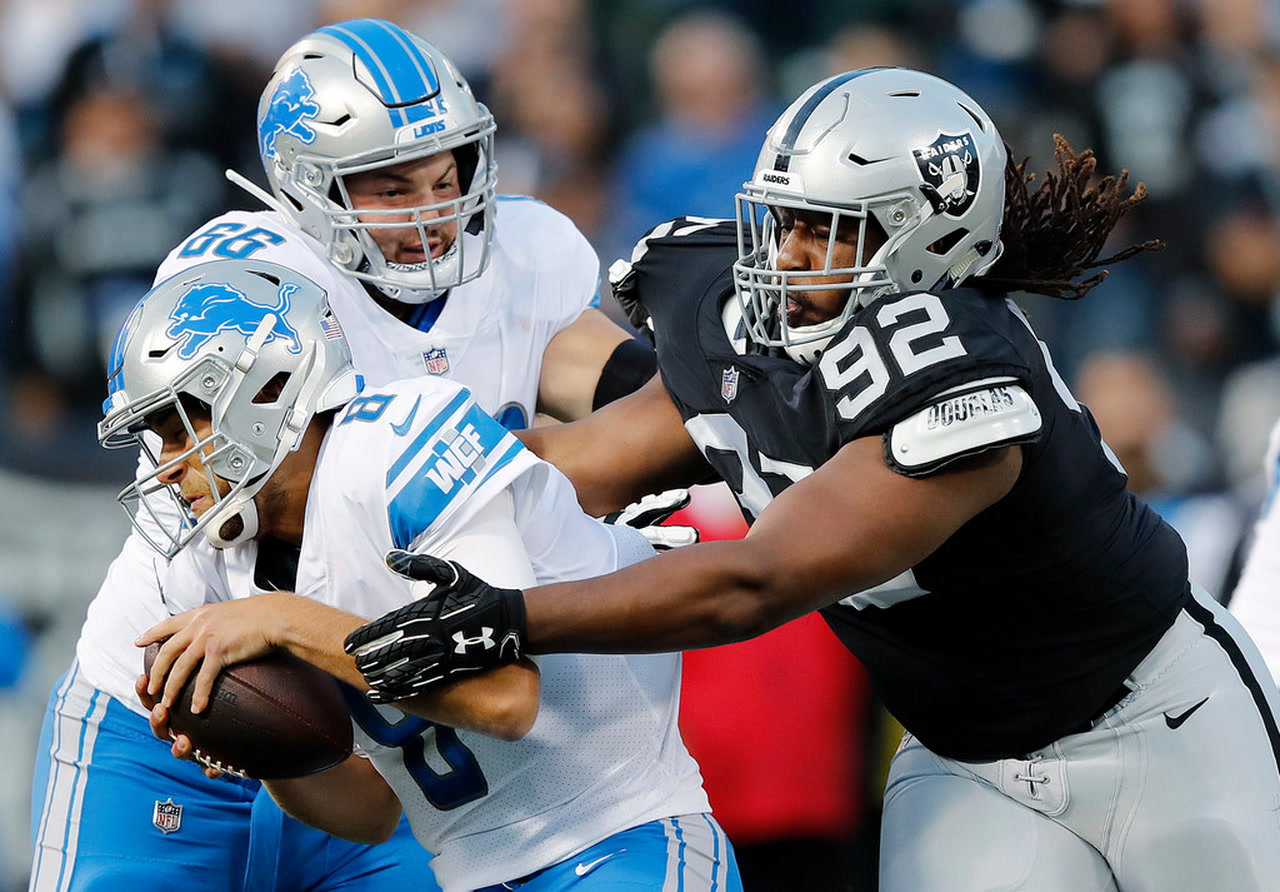 Jon Gruden, Raiders open preseason with 16-10 win over Lions