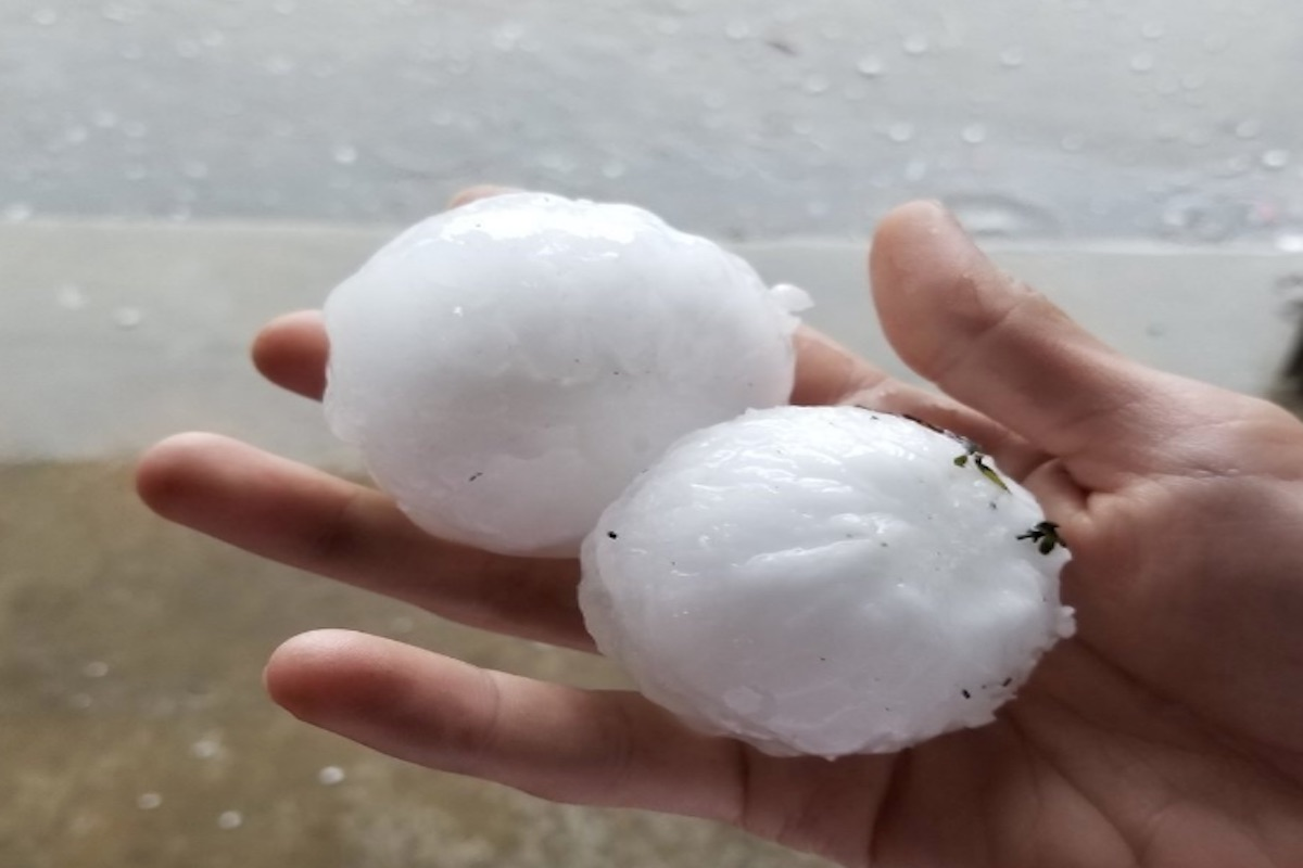 14 people hurt 3 animals killed by softball sized hail in colorado