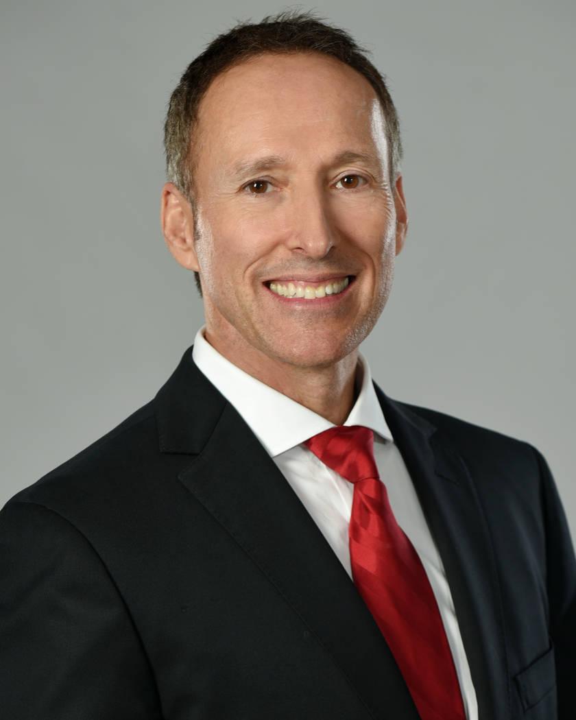 Ken Lowman, broker/owner of Luxury Homes of Las Vegas