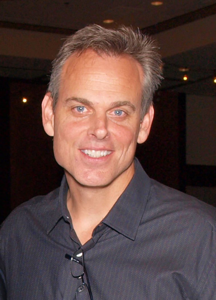 This 2013 file photo shows Colin Cowherd. Las Vegas Review-Journal, File