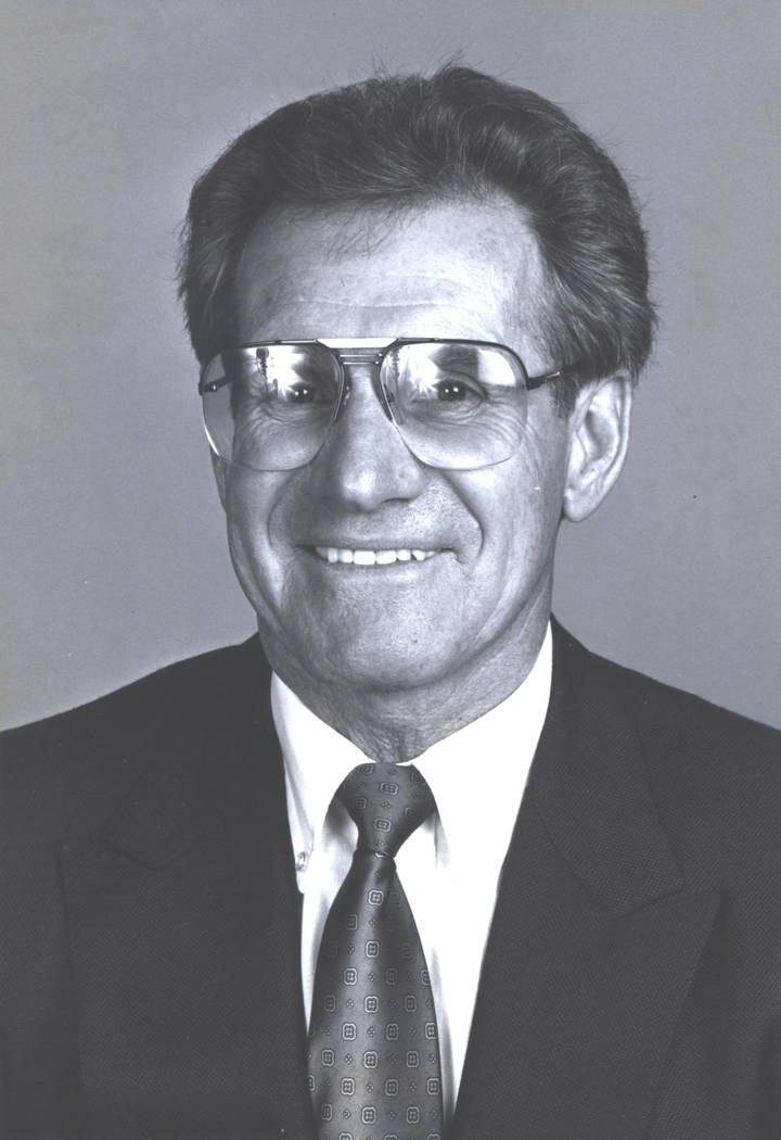 This 2007 file photo shows Larry Koentopp. Las Vegas Review-Journal, File