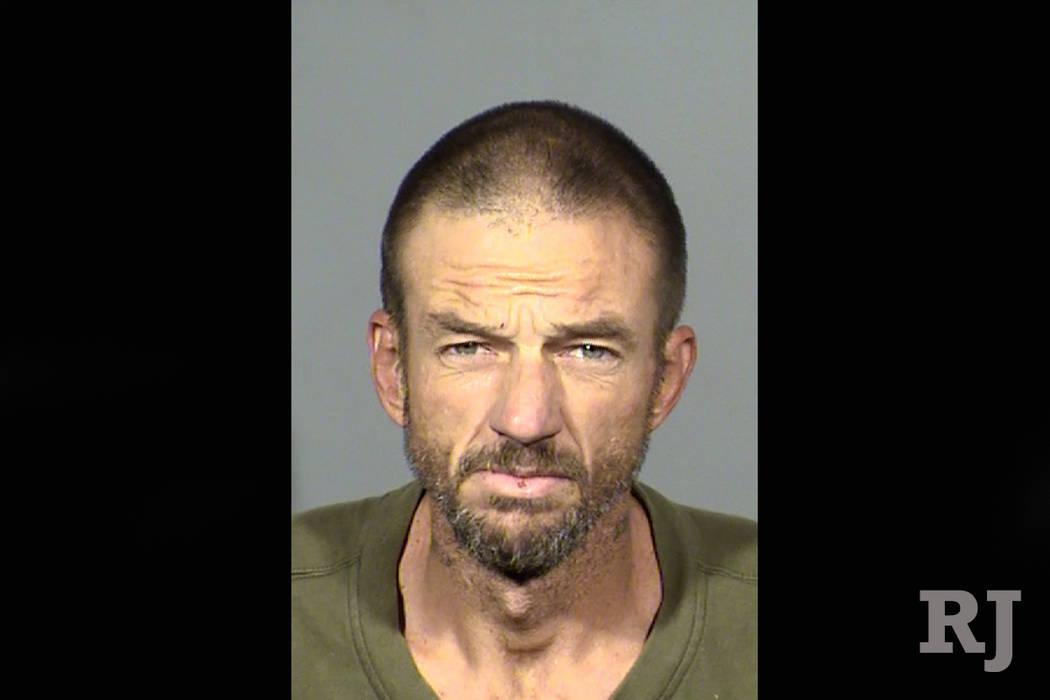 Joshua Oxford (Las Vegas Metropolitan Police Department)
