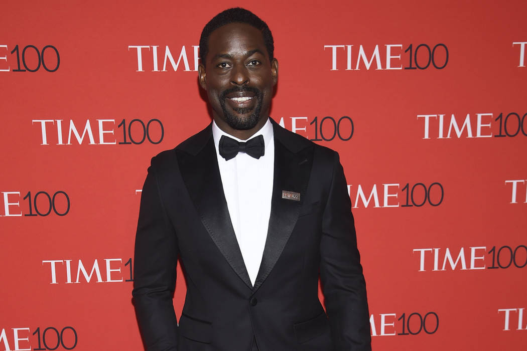 Sterling K. Brown attends the Time 100 Gala celebrating the 100 most influential people in the world at Frederick P. Rose Hall, Jazz at Lincoln Center on Tuesday, April 24, 2018, in New York. (Pho ...
