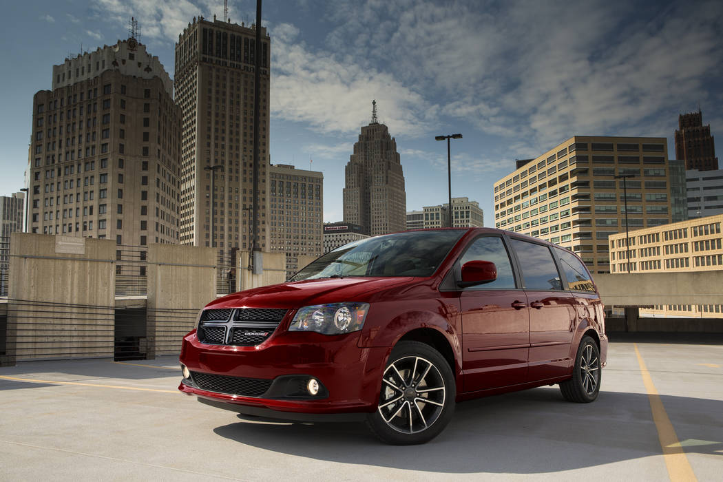 The 2019 Dodge Grand Caravan is ready to take on all of your family's needs. (FCA)