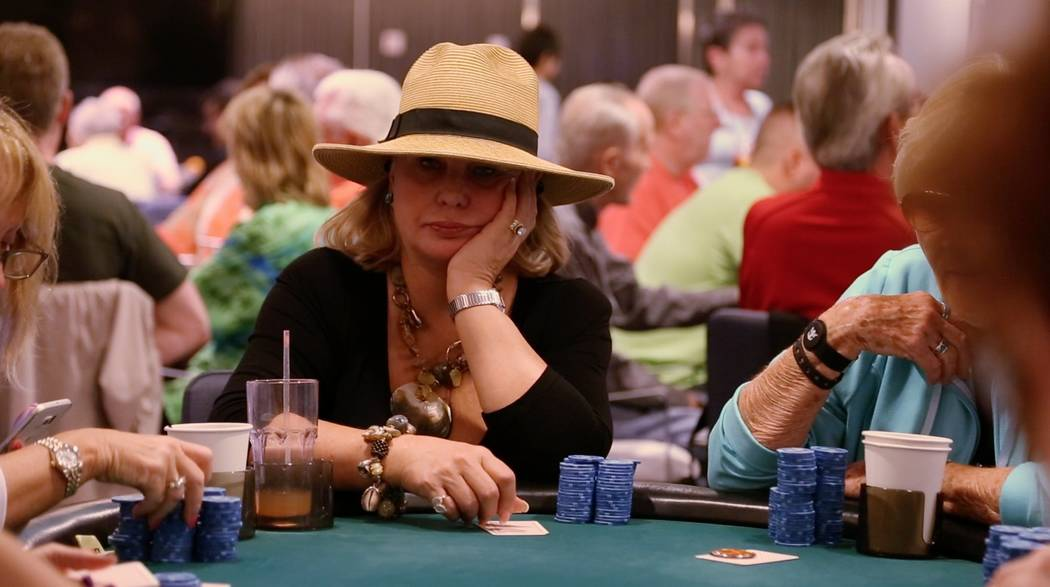 """""""Cracking Aces: A Woman's Place at the Table,"""" a documentary focusing on some of the pioneering women of professional poker, including Doralee Rae, is the opening night feature Thursday at ..."""