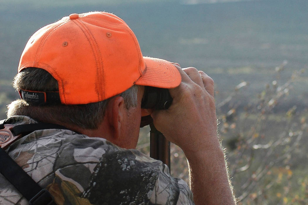 Using binoculars to look over country from a carefully chosen vantage point can save a hunter miles on his feet while opening his eyes to the amount of game within stalking distance. The key is co ...