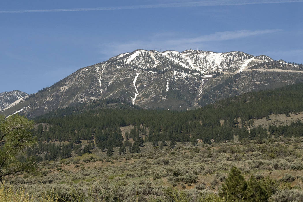 Washoe Valley in Nevada (Thinkstock)