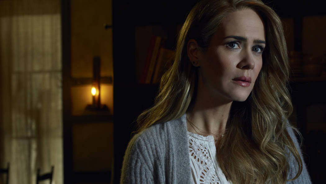 "Sarah Paulson returns in ""American Horror Story: Apocalypse."" (Frank Ockenfels/FX)"
