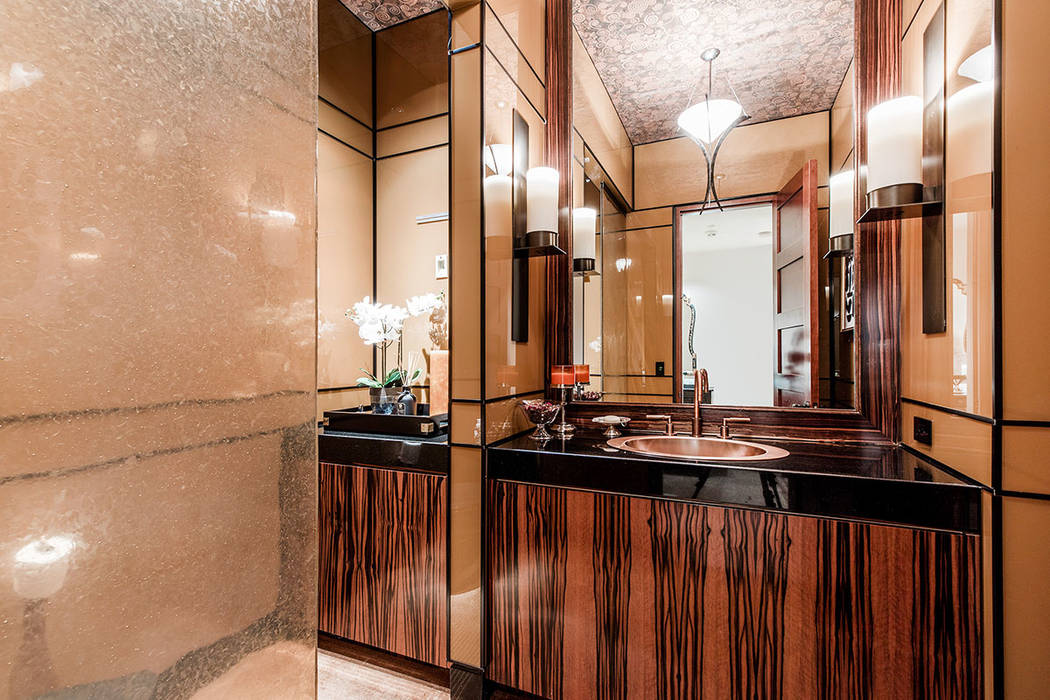 The home has 13 baths. (Ivan Sher Group)