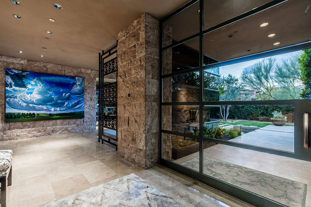 The foyer. (Ivan Sher Group)