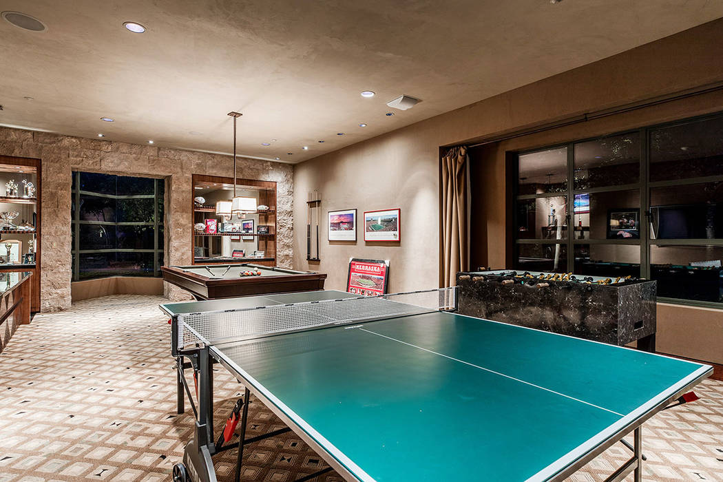 The game room. (Ivan Sher Group)
