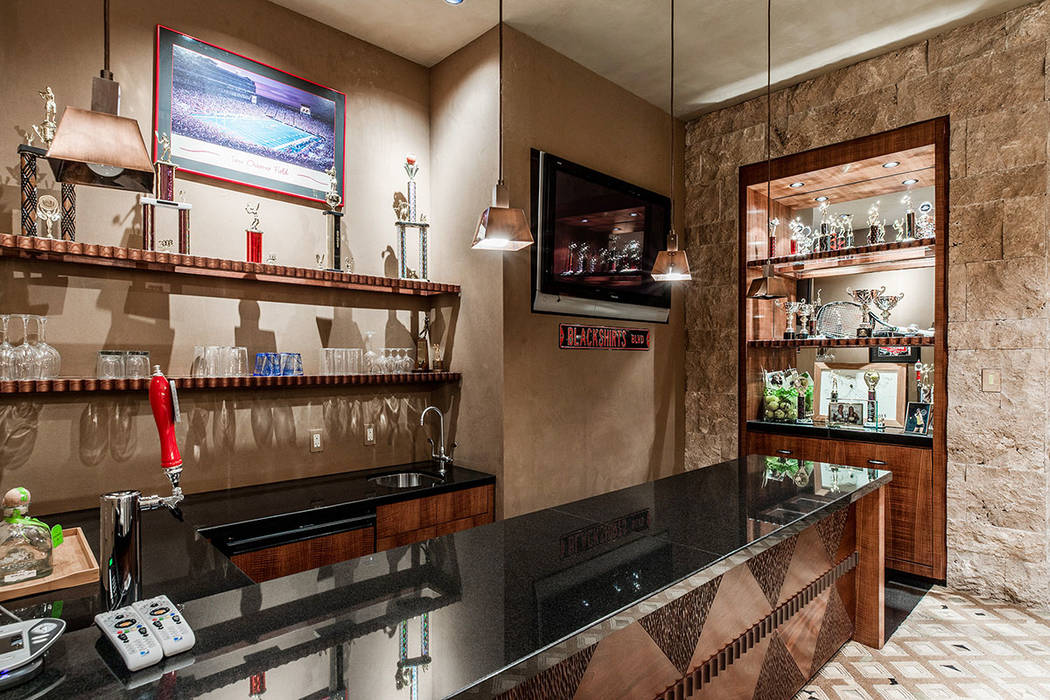 The theater has a bar. (Ivan Sher Group)