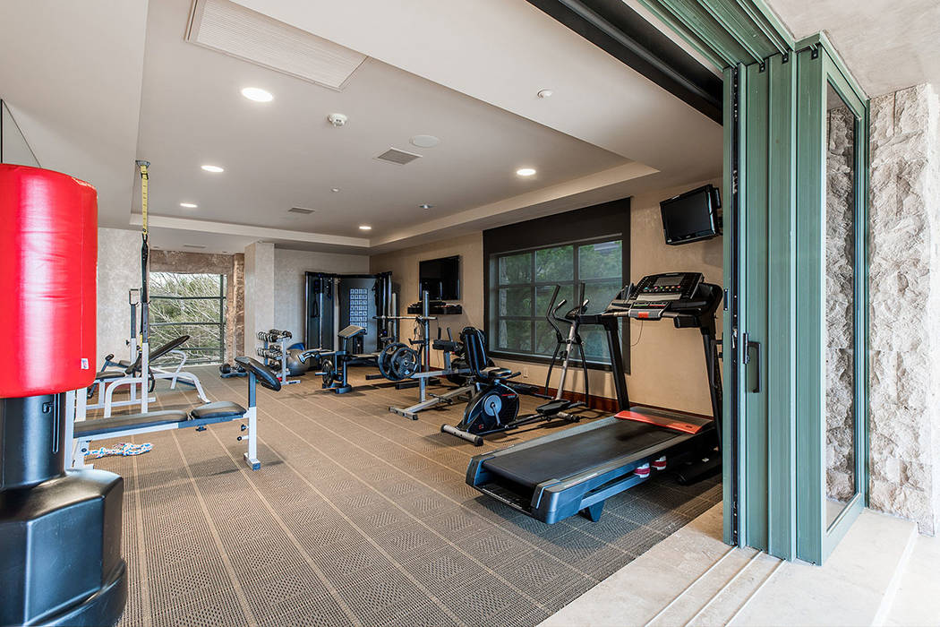 The gym. (Ivan Sher Group)