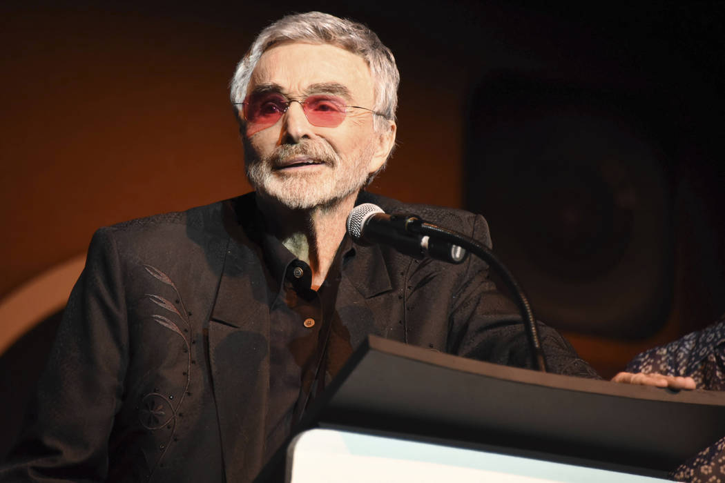 Burt Reynolds attends the Palm Beach International Film Festival's Student Showcase of Film Awards at the World Performing Arts Center at Lynn University on Friday, March 10, 2017 in Boca Raton, F ...