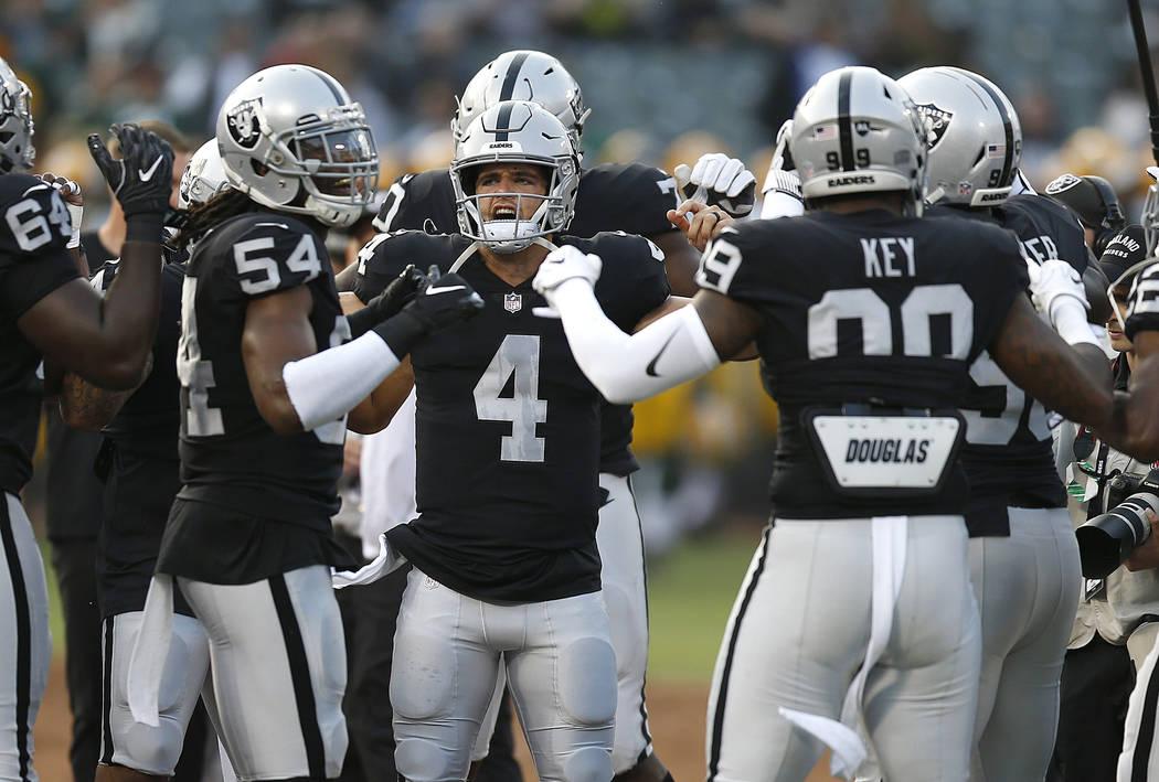 Raiders Vs Rams Position By Position Breakdown Las Vegas Review Journal