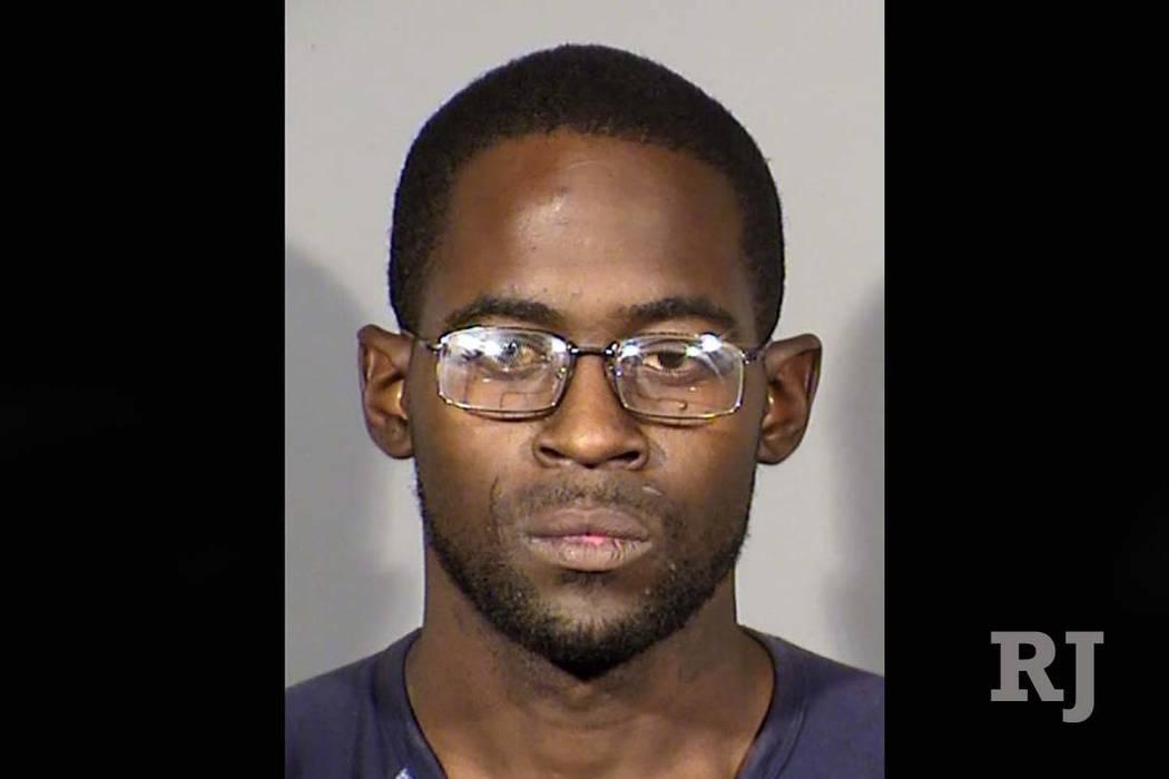 Davon Smith (Las Vegas Metropolitan Police Department)