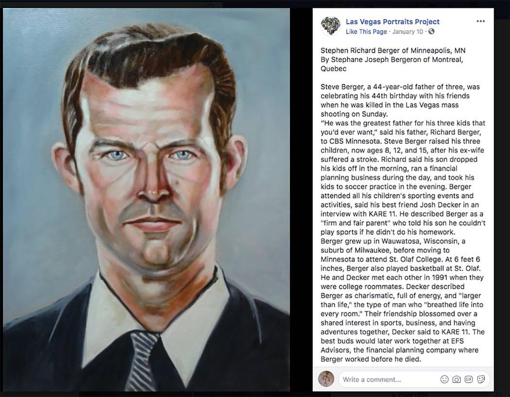 (Portraits Project Facebook)