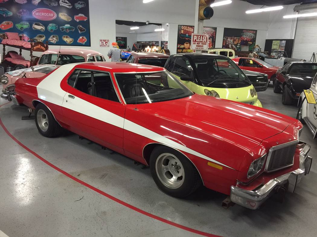 Courtesy Hollywood Cars Museum