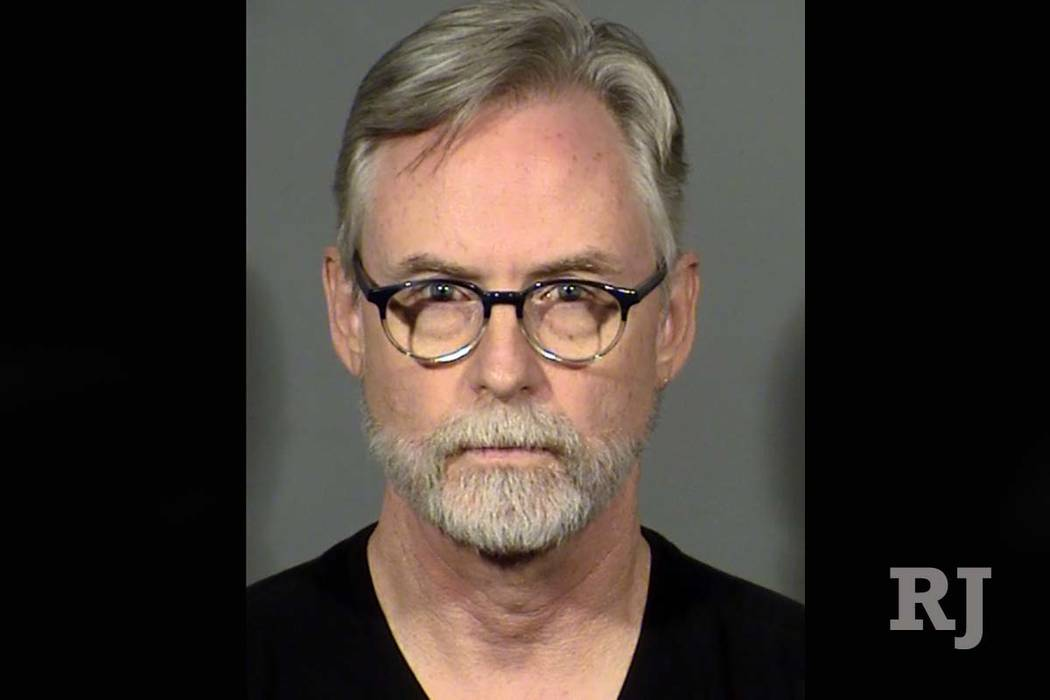 Ex-Las Vegas high school theater teacher arrested on sex