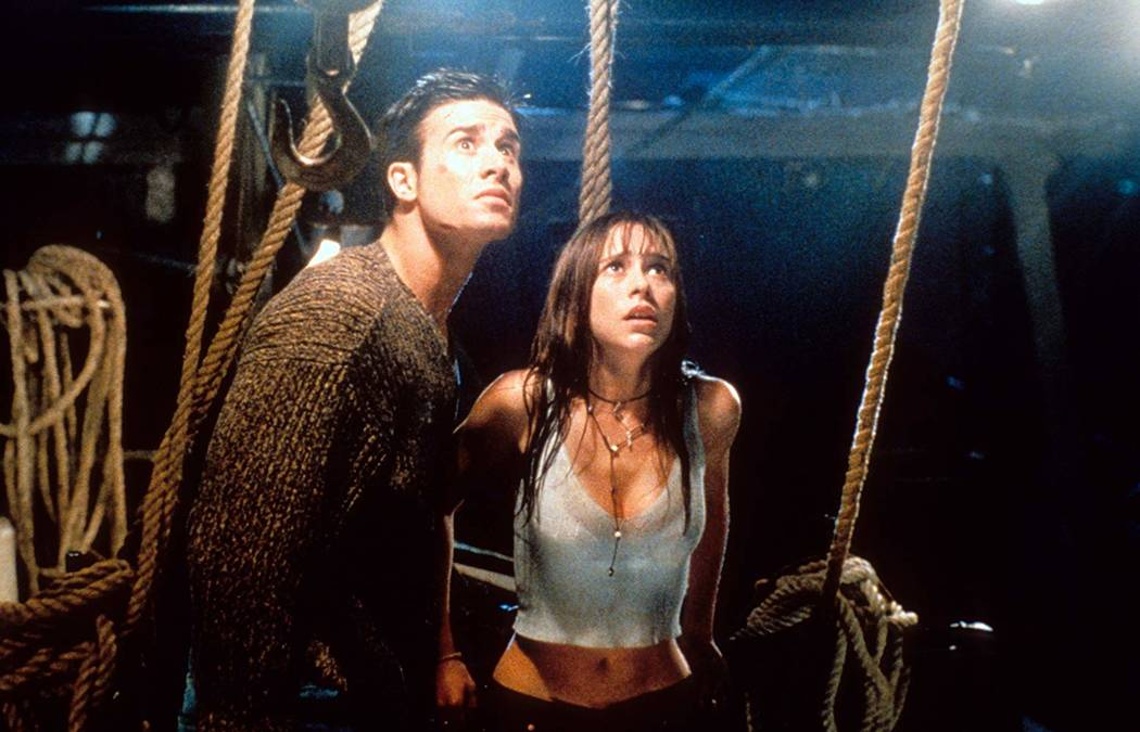 "Freddie Prinze Jr. and Jennifer Love Hewitt star in ""I Know What You Did Last Summer."" (Columbia Pictures)"