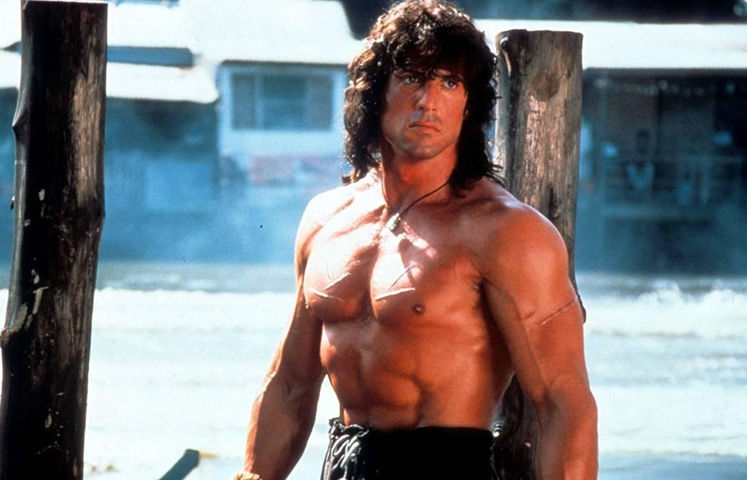 "Sylvester Stallone stars in ""Rambo III."" (Columbia TriStar)"