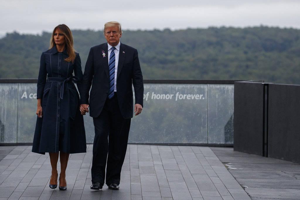 Solemn Ceremonies Presidential Tribute Commemorate 911 Las Vegas