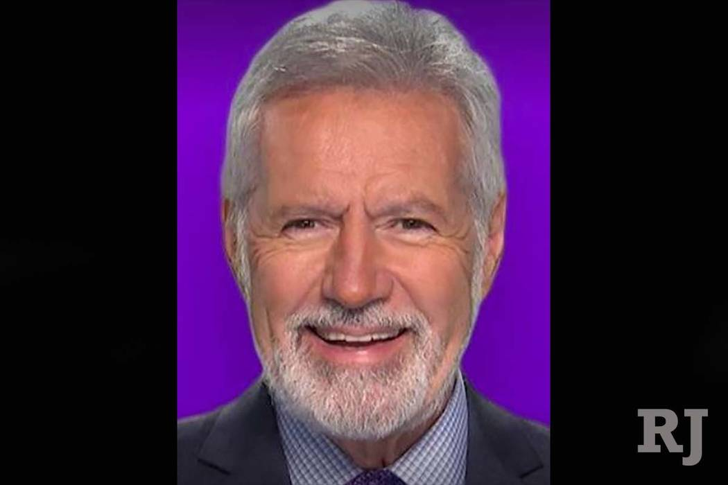Alex Trebek (Facebook)