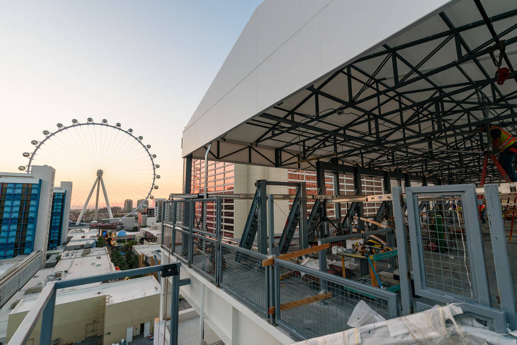 Fly LINQ to Open at The LINQ Promenade on Friday, Nov. 9. (The Vox Agency)