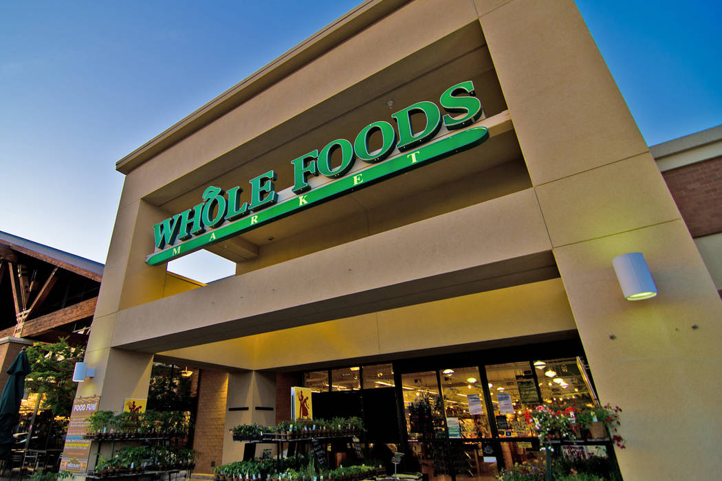 Whole Foods Market store in Sacramento, Calif. (Whole Foods Market)