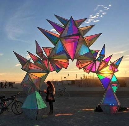 Area15's gallery will include a variety of artistic mediums, large sculptures, industrial art, custom builds, fabrications, extreme performance, new media projection mapping, LED and video. A rang ...