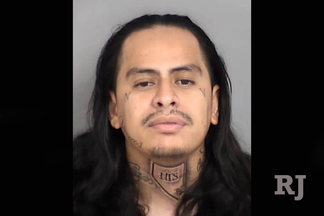 Alonzo Serrano (North Las Vegas Police Department)