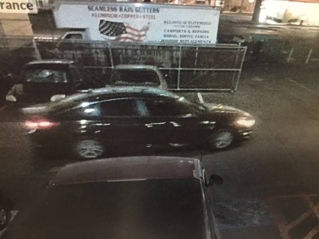 Image of the suspect's vehicle in May sexual assault. (Las Vegas Metropolitan Police Department)