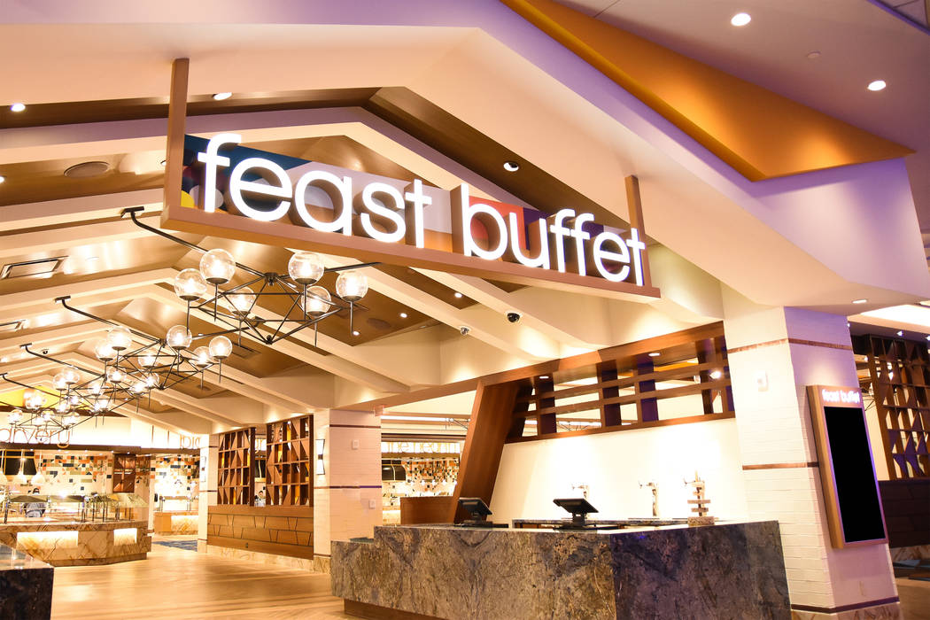 Palace Station's Feast Buffet (Station Casinos)