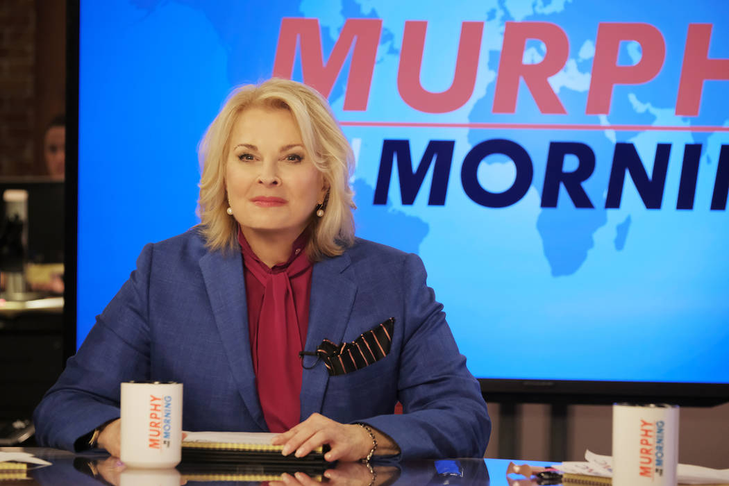 Multiple Emmy Award winner Candice Bergen returns as the eponymous broadcast news legend in the revival of the groundbreaking comedy series MURPHY BROWN, which premieres Thursday, Sept. 27 (9:30-1 ...