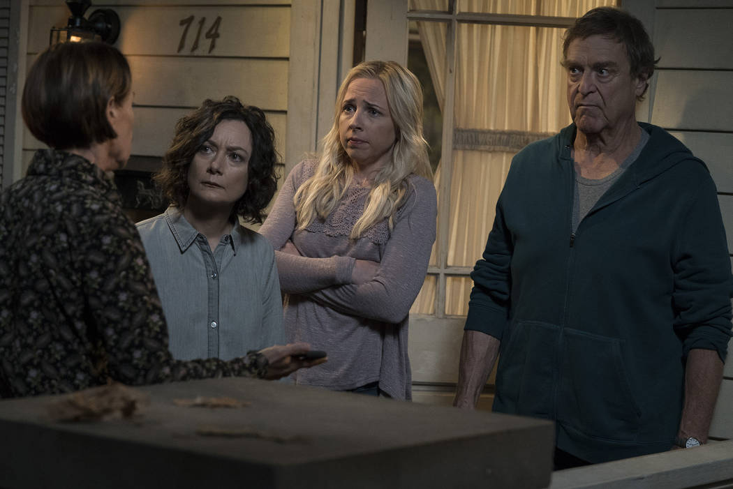 "THE CONNERS - ""Keep on TruckinÕ"" - In the premiere episode, ""Keep on TruckinÕ,"" a sudden turn of events forces the Conners to face the daily struggles of life in Lanf ..."