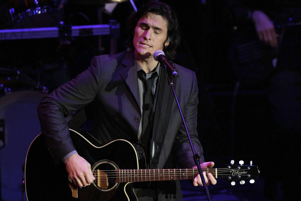 Joe Nichols performs during the Academy of Country Music Honors show on Monday, Sept. 19, 2011, in Nashville, Tenn. (AP Photo/Mark Humphrey)