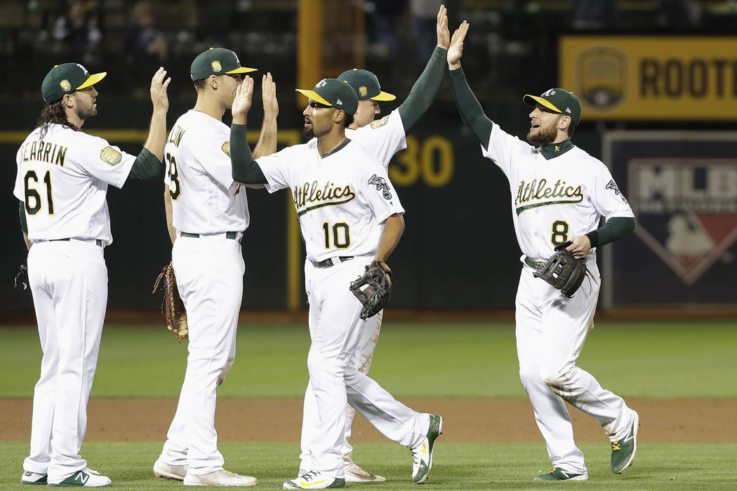 the latest 13c4c 7dbce 5 questions about the Oakland A's, Las Vegas 51s ...