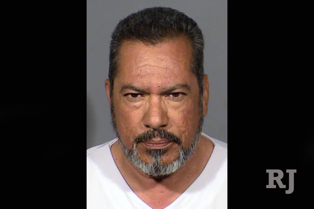 Cesar Jimenez,55 (Las Vegas Metropolitan Police Department)