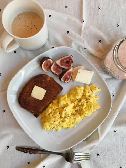 Carlos Buscaglia's scrambled eggs (Carlos Buscaglia)