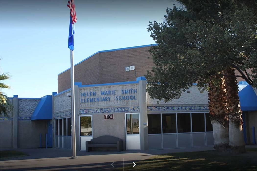 Helen Smith Elementary School (Google)