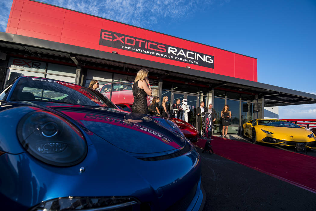 Lehman Brothers Collapse Led To Exotics Racing In Las Vegas Las