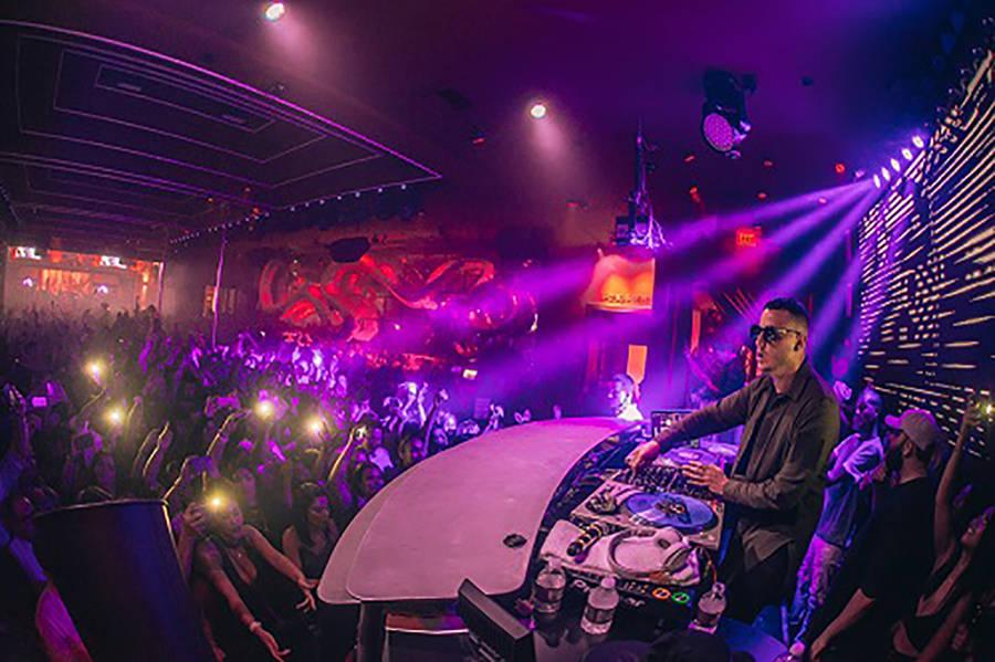 DJ Snake at Surrender Nightclub at Encore.