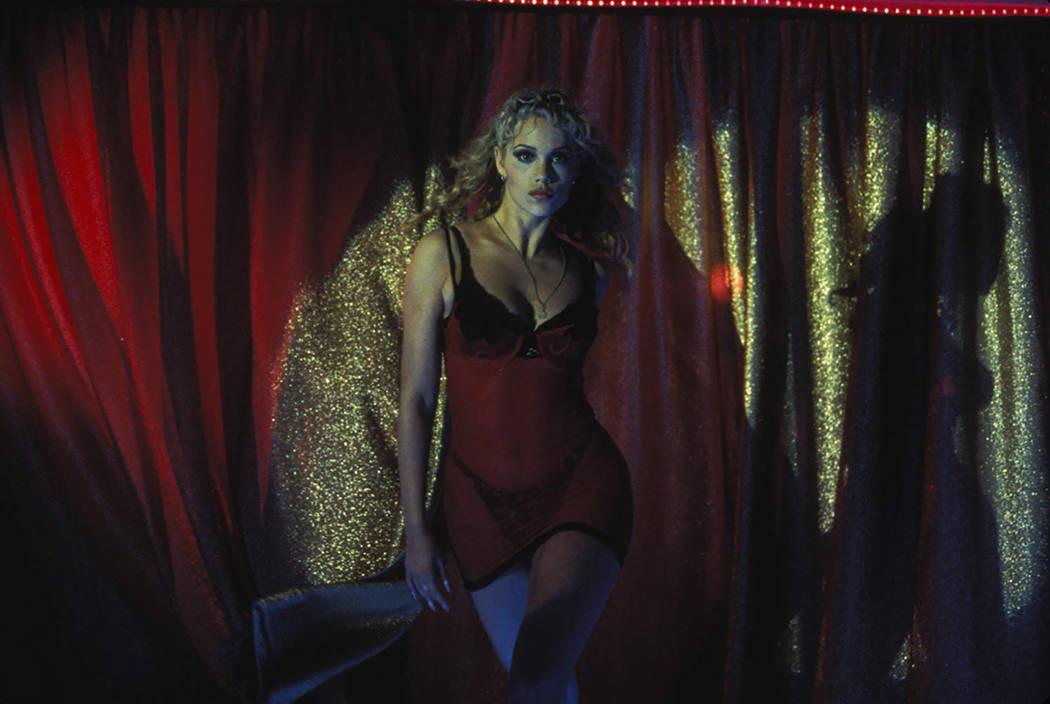 "Elizabeth Berkley stars as Nomi in the 1995 movie ""Showgirls."" (United Artists)"