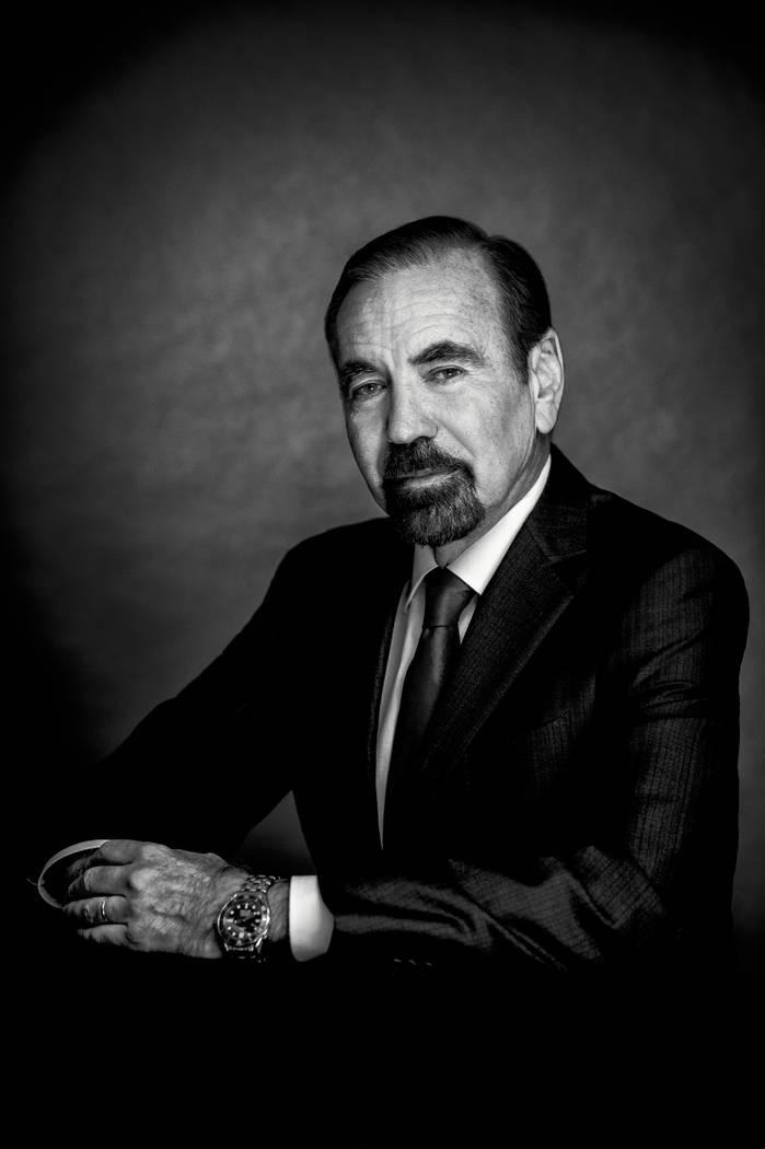 Related Group Chairman Jorge Pérez (Faiss Foley Warren Public Relations)